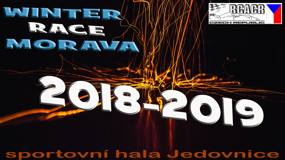 WINTER race MORAVA